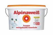 Alpina Farben Alpinaweiß Innenfarbe 2 l