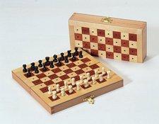 Weible Spiele Steckschachspiel (03010)
