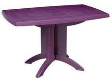 Grosfillex Klapptisch Vega 118 x 77 cm purple