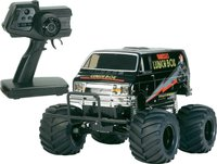 Tamiya XB Lunch Box Black Edition RTR (57849)