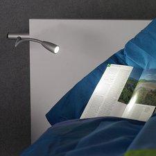 Lunartec Metall-Schwanenhalslampe LED (NC-5090)