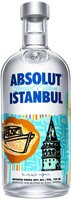 Absolut Istanbul Limited Edition 0,7l 40%