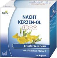 Hübner Nachtkerzen-Öl 1000 mg Kapseln (90 Stk.)