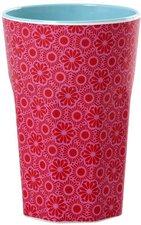 Rice Melamin-Becher Latte Cup (mit Print) 13 x 9 cm