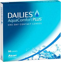 Ciba Vision Focus Dailies AquaComfort PLUS (90 Stk.) 3,50