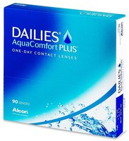 Ciba Vision Focus Dailies AquaComfort PLUS -2,75 (90 Stk.)