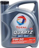 TOTAL Automotive Quartz Ineo MC3 5W-30 (5 l)