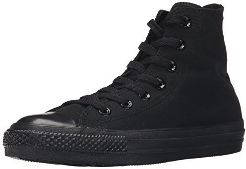 Converse Chuck Taylor All Star Hi - Black Monochrome