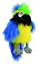 The Puppet Company Blue & Gold Macaw