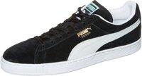 Puma Suede Classic schwarz/weiß