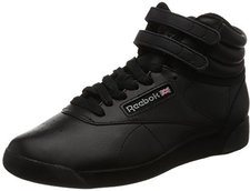 Reebok Freestyle Hi black