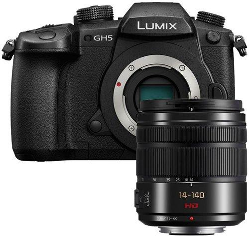 Panasonic Lumix DMC-G5 Kit 14-140 mm