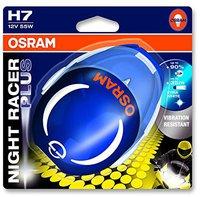 Osram H7 Nightracer Plus 1er-Blister