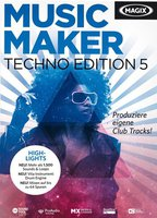 Magix Music Maker Techno Edition 5
