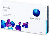 CooperVision Biofinity Toric -0,25 (3 Stk.)