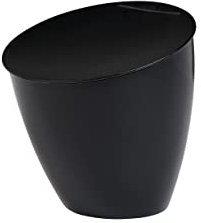 Mepal Rosti Calypso Tischabfallbehälter (schwarz)