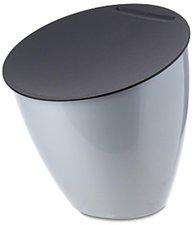 Mepal Rosti Calypso Tischabfallbehälter (silber/perlmutt)