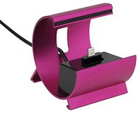 PEDEA Color Docks Ladestation Pink