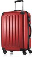 Hauptstadtkoffer 4-Rollen-Hartschalen-Trolley 63 cm rot TSA