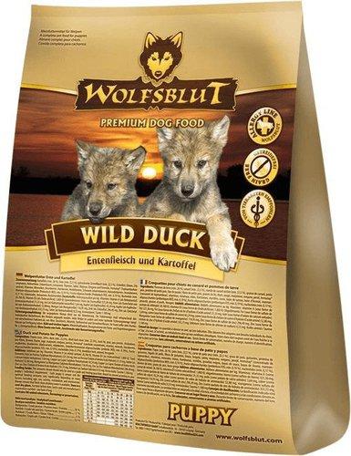 Wolfsblut Wild Duck Puppy (15 kg)