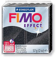 Fimo effect 56 g sternenstaub