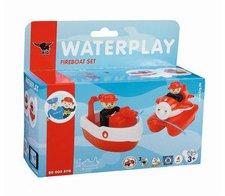 BIG Waterplay Fire-Boat Set