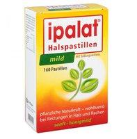 Dr. R. Pfleger Ipalat Halspastillen mild (160 Stk.)