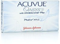 Johnson & Johnson Acuvue Oasys with Hydraclear Plus -10,50 (6 Stk.)