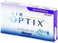 Ciba Vision Air Optix Aqua Multifocal (6 Stk.) +2,00