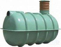 Aqualogistik GFK-Wassertank 4000 Liter