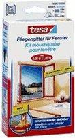 Tesa 55667-21 Fliegengitter Comfort anthrazit (100 x 100 cm)
