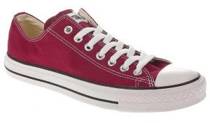 Converse Chuck Taylor All Star Ox - Maroon M9691