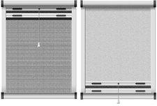 Schellenberg Insektenschutz- und Verdunkelungs-Rollo für Dachfenster weiß (120 x 160 cm)