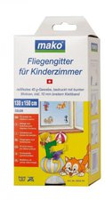 Mako Insektenschutz für Kinderzimmer