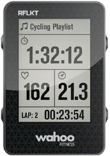 Wahoo Fitness RFLKT iPhone Powered Bike Computer