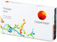 CooperVision Proclear Toric -0,50 (6 Stk.)
