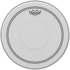 """Remo Coated Powerstroke 3 Clear Dot 10 """""""