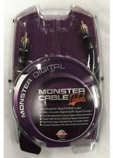 Monster Beats Interlink® Datalink 100 Digitales Cinchkabel (4m)