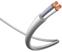 in-akustik 402706 Premium Lautsprecherkabel In Cognito 2x 0,75 mm²