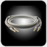 Belkin PureAV Silver-Series Lautsprecherkabel (3,7m)
