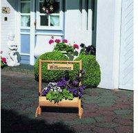 Promex Blumentrog klein natur