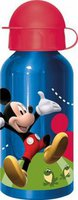 p:os Aluflasche Mickey Mouse (400 ml)