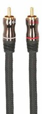 Eagle Cable 10040007 Deluxe Cinch-Audiokabel (0,75m)