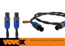 Vovox drive 100 Klinke-M / Klinke-M (1m)