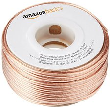 AmazonBasics SW100ft LS-Kabel 16 Gauge (30m)