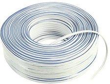 Valueline LSP-023R LS-Kabel 2 x 1,5mm² (100m)