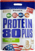 Weider Protein 80 Plus Citrus-Quark (2000g)
