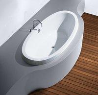 Hoesch Design Medici Ovalbadewanne 180 x 90 cm