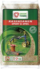 Green Tower Rasensamen Sport & Spiel 2,5kg