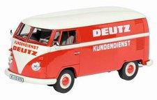 """Schuco VW T1 Kastenwagen  """"Deutz """" Kundendienst (450892300)"""